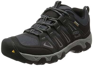 KEEN Mens Oakridge wp-m-m-Parent Oakridge Wp-m Black Size: 7