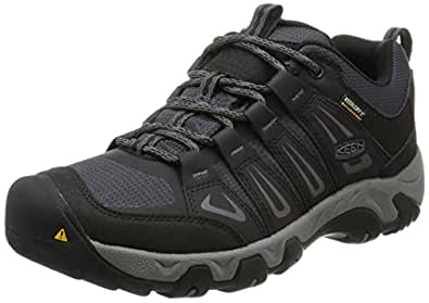 KEEN Mens Oakridge wp-m-m-Parent Oakridge Wp-m Black Size: 7