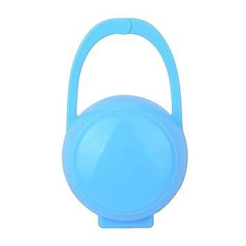SUPVOX Caja de Chupete Portátil Portachupetes para Bebés Recién ...