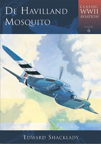De Havilland Mosquito (Classic Wwii Aviation)