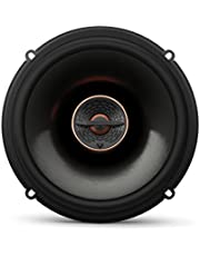 Infinity REF6522IX 180W Reference Series Coaxial Car Speakers With Edge-driven Textile Tweeter, 6.5 (Pair)