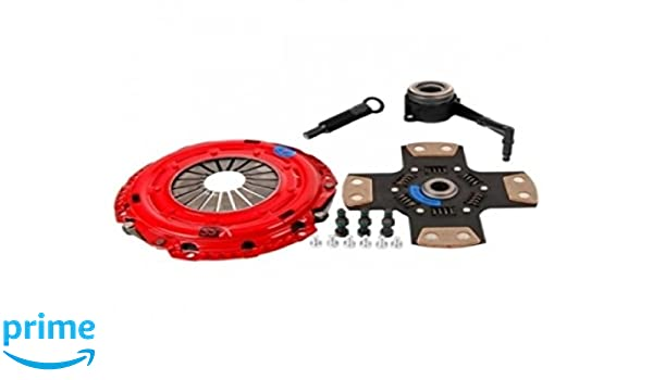 Amazon.com: South Bend Clutch K03099-SS-X Clutch Kit (DXD Racing 07+ BMW 335I/135/535/X3 N54 3.2L Stg 4 Extreme): Automotive