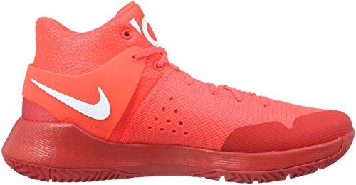 Nike KD Trey 5 IV, Scarpe da Basket Uomo Rosso (Bright Criimson/White-university Red-m)