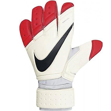 64b0d4785e Nike - Guanti da Portiere Premier Sgt Bianco/Rosso - 11: Amazon.it ...
