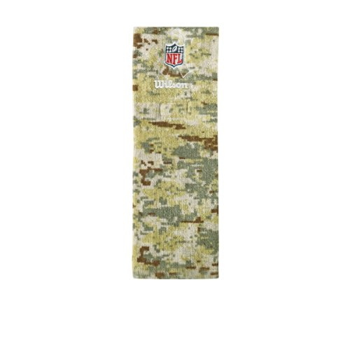 Wilson Sporting Goods NFL Salute to Service Football Field Towel, Camouflage