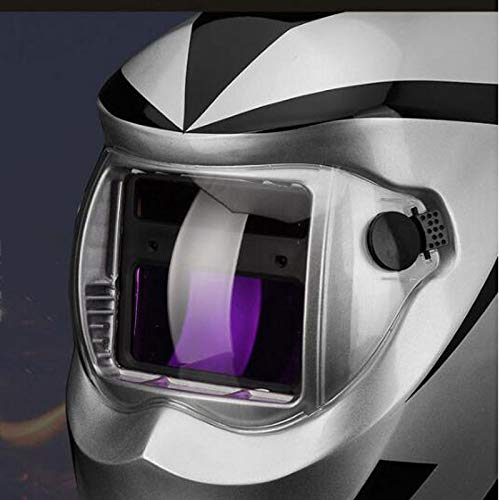 Automatic Dimming Welding Mask Head-mounted Fully Automatic Welder Cap Argon Arc Welding Welding Glasses Anti-UV (Color : 4) - - Amazon.com