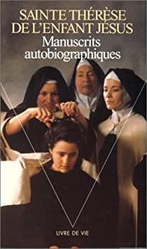 Book's Cover ofManuscrits autobiographiques