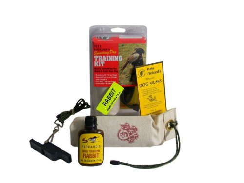Pete Rickard's Rabbit Hound Dog Training Kit (Best Dog For Hunting Rabbits)