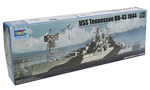 Trumpeter USS Tennessee Bb-43 1944 Building Kit