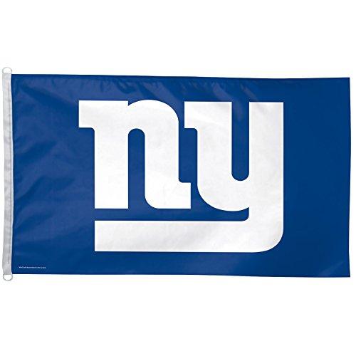 NFL New York Giants 3-by-5 foot Logo Flag