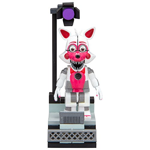 McFarlane Toys Five Nights at Freddy's Spotlight Stage Left Construction Building -
