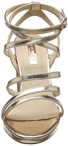 Rose Rose Ouvert Gold Harris Bout Femme 92527 Sandales Office wSRXnOqFF