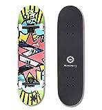 MINORITY 32inch Maple Skateboard (PopBL)