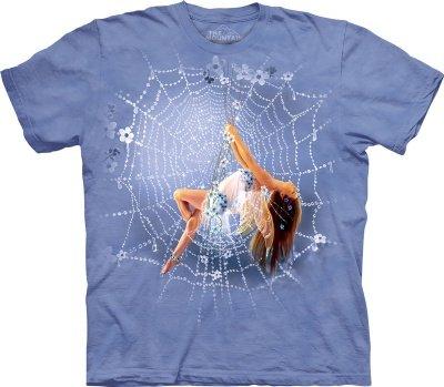 The Mountain Swing Fairy Spiderweb Fairy Tee T-shirt Child Medium ()