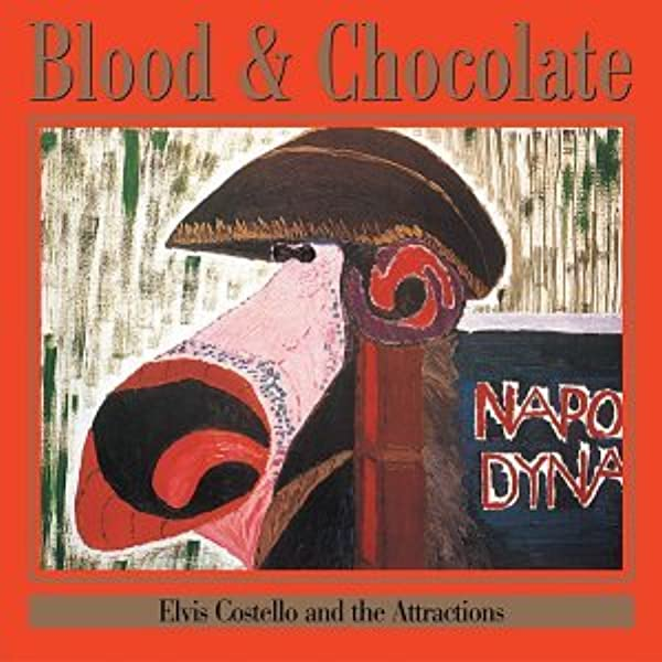 Elvis Costello The Attractions Blood Chocolate Amazon Com Music
