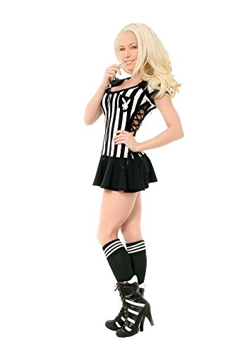 Playboy Referee Costumes - SALES4YA Adult-Costume Adult Playboy Racy Referee