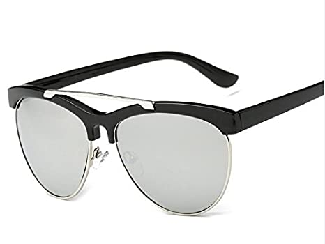 XXFFH Gafas De Sol Nuevas Gafas De Sol Reflectantes ...