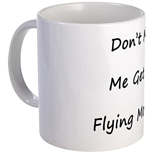 CafePress - Dont Make Me Get My Flying Monkeys! - Unique Coffee Mug, Coffee Cup (Flying Monkeys In Wizard Of Oz)