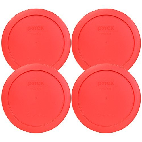 pyrex glass storage 4 cup lid - 7