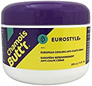 Chamois Butt'r Eurostyle Anti-Chafe Cream, 8 ounce