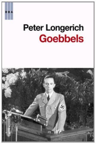 Descargar Libro Goebbels Peter Longerich