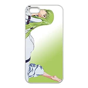 code geass cc v iPhone 5 5s Cell Phone Case White Tribute gift pxr006-3906093