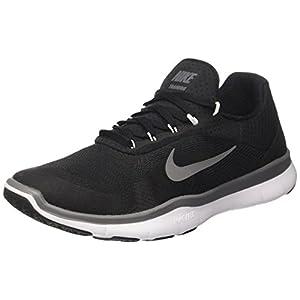 NIKE Men's Free Trainer v7 Training Shoe Black/Dark Grey/White Size 10.5 M US