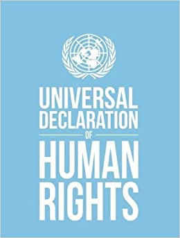 Universal Declaration Of Human Rights por United Nations: Department Of Public Information epub