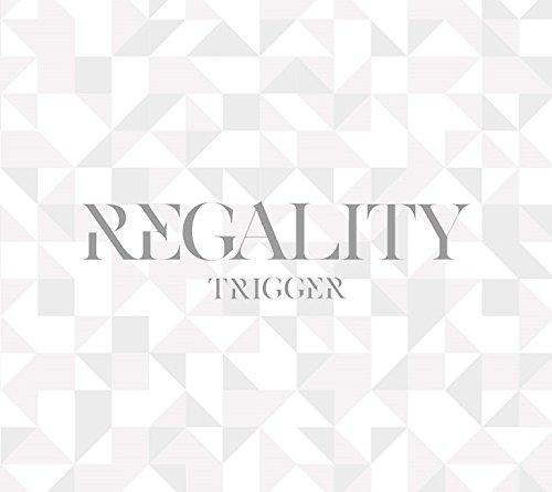 TRIGGER / REGALITY[初回限定盤] ~アプリゲーム「アイドリッシュセブン」1stフルアルバムの商品画像