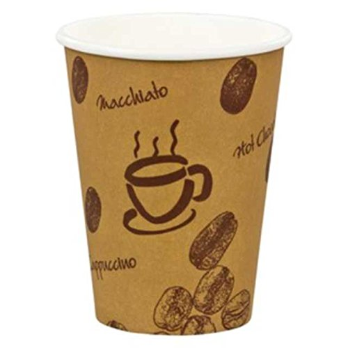 400 premium Coffee to go café en carton - 200 ml quantité de remplissage