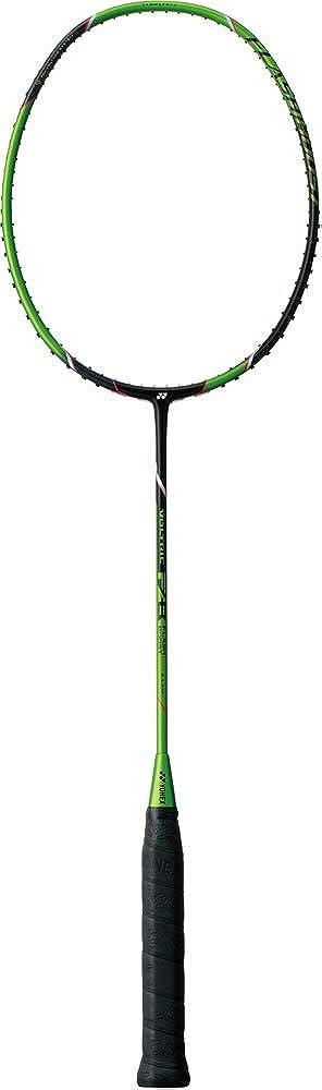 ヨネックス ラケット バドミントン バドミントンラケット ボルトリックFB VOLTRIC FB(フレームのみ)10mmロング (国内正規品) B06Y147PTZ ブラック/グリーン F6