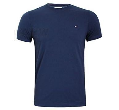 Tommy Hilfiger Denim Homme T shirt,t shirt noir, Marine