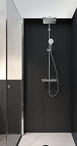 Hansgrohe Crometta E 240 - Columna de ducha cromada, 26785000 ...