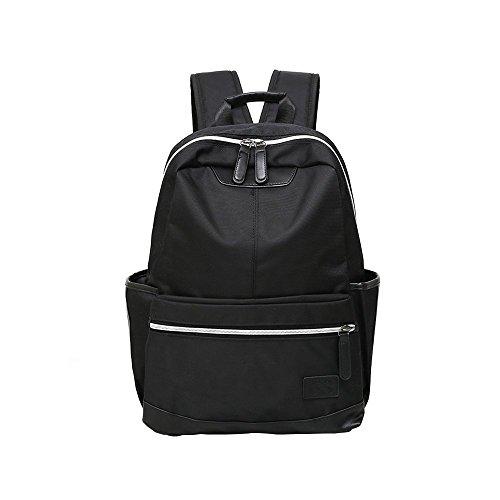 Mochila de Recorrido de de Bolso del A del la del Impermeable del la Mochila Oxford Bolso Estudiante Backpack Bolso 8ZSYqY