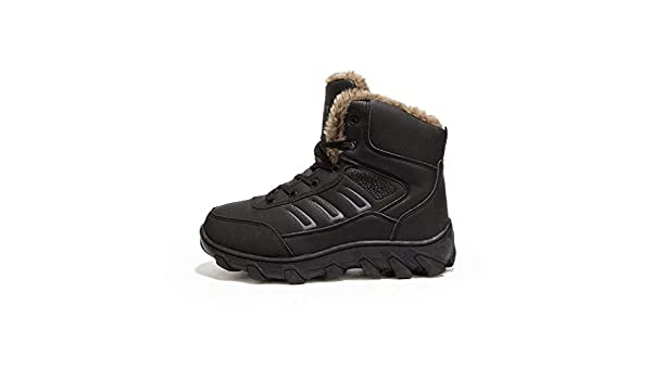 a8603cf348074 Amazon.com: Tebapi Mens Backpacking Boots Winter Boots for Men Bot ...