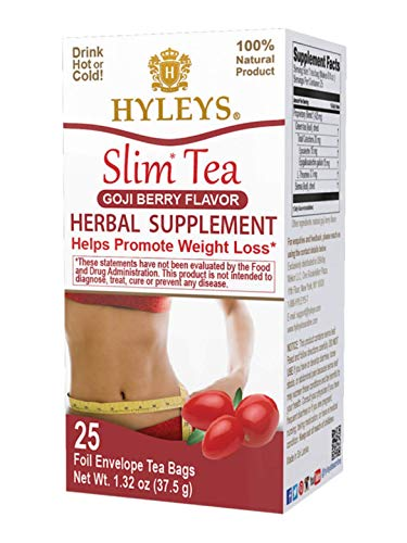 Hyleys Slim Tea Goji