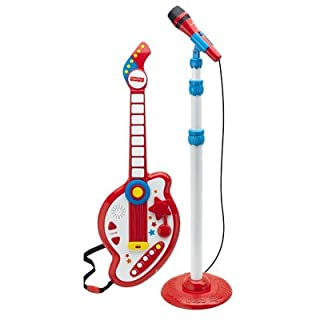 Fisher Price Music Rockstar Guitar and Microphone Set (B00DQ96LD2) | Amazon price tracker / tracking, Amazon price history charts, Amazon price watches, Amazon price drop alerts