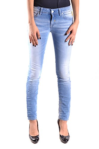 Jeans Mcbi340026o Cotone Donna Blu Meltin'pot B1PqwS77