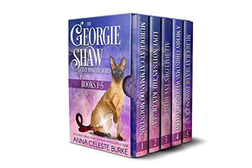 Georgie Shaw Cozy Mystery Books ebook product image
