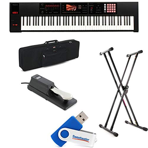 Roland FA-08 88-key Stage Performance Bundle