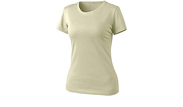 Helikon Mujeres Camiseta Caqui: Amazon.es: Ropa y accesorios