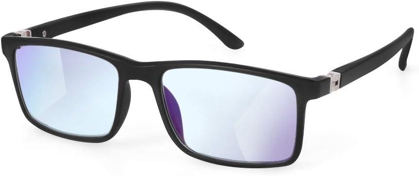 Eye Prescription : Strength 1.00 Progressive multifokale Lesebrille Anti Blaulicht Presbyopie Brille in der N/ähe von Far Sight Brille Hyperopie Dioptrien Brillen Golden Lesebrille