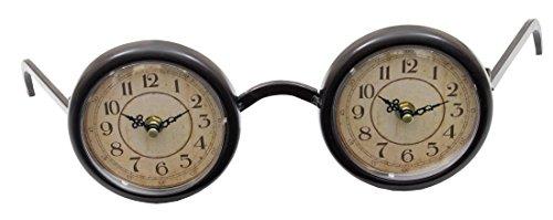 Ebony Tabletop Clock - 8