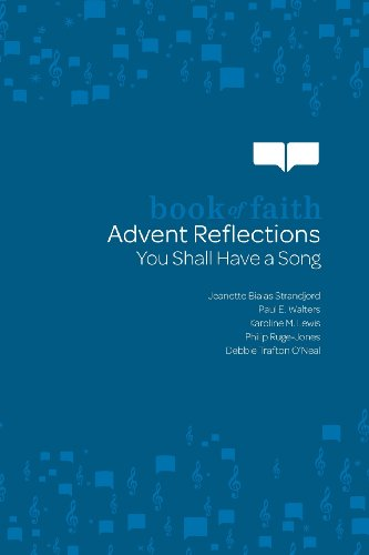 Books : Advent Reflections: You Shall Have a Song