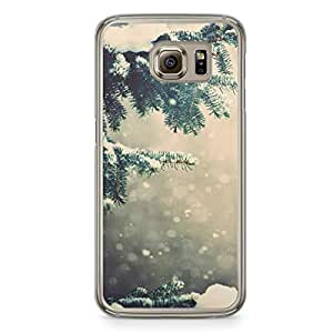 Christmas Samsung Galaxy S6 Transparent Edge Case - Christmas Collection