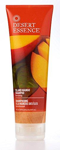 Desert Essence Shampoo, Island Mango, 8 oz
