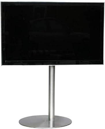 Soporte para TV de 26 a 55 pulgadas, aluminio cepillado, soporte para TV, LED, LCD, plasma universal, giratorio: Amazon.es: Grandes electrodomésticos