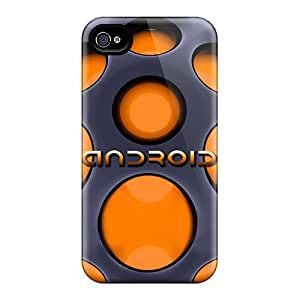 LuM28084evRa Anti-scratch Cases Covers Favorcase Protective Orange Cases For Iphone 6plus
