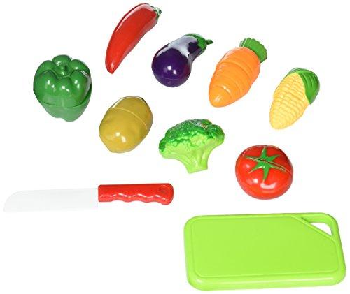 Little Treasures Vegetables Childrens Playtime