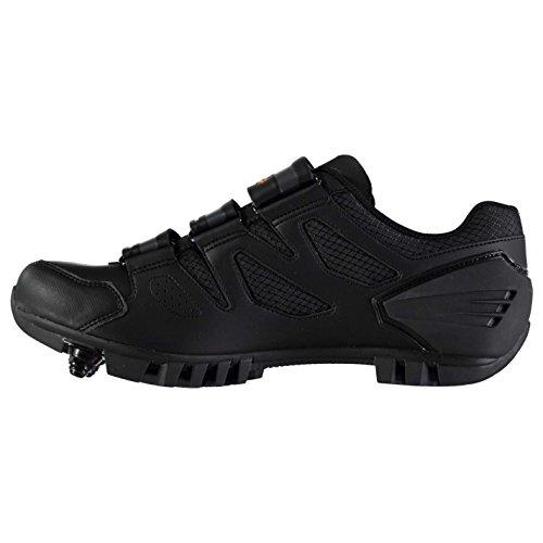 Muddyfox Niños MTB100 Cycling Shoes Negro